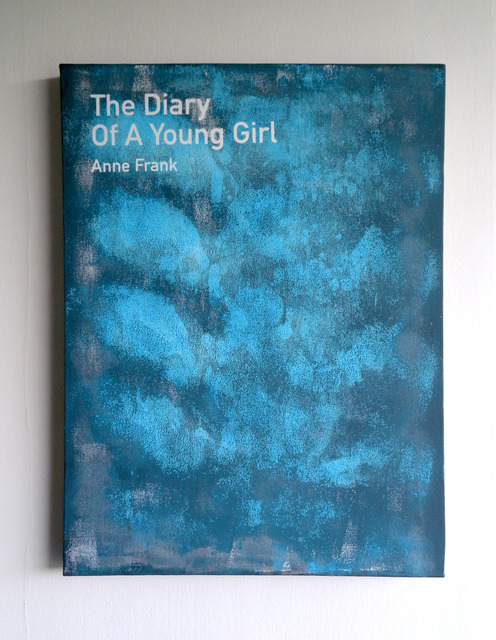 , 'The Diary Of A Young Girl / Anne Frank,' 2013, Anna Schwartz Gallery
