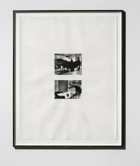 , 'Projections,' 2014, Galleri Nicolai Wallner