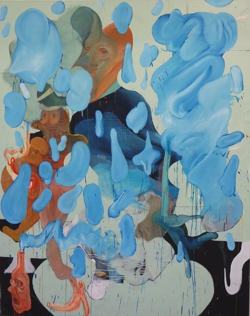 , 'Raffaello im Bett essen (warum geht der Sohn zur Polizei),' 2013-2015, Muster-Meier Contemporary Fine Art & Projects