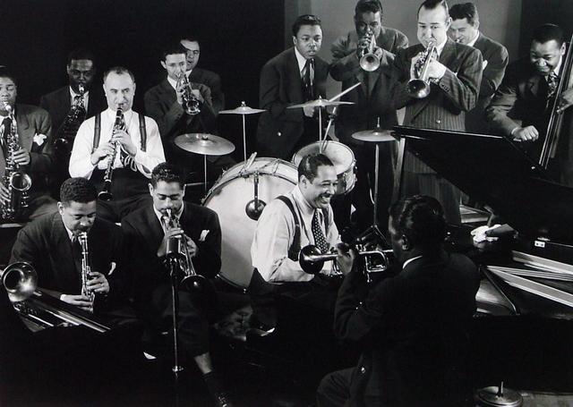 Gjon Mili, 'Duke Ellington Jam Session', 1943, Contessa Gallery