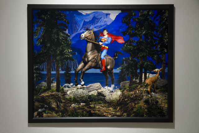, 'Lake O'Hara (Clark, Northern Dancer and the Evil Weasel),' 2012, Art Mûr