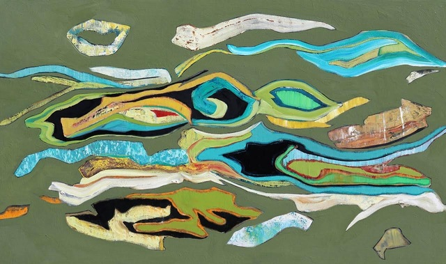 , 'Salta Verde,' 2010-2017, Eisenhauer Gallery