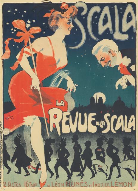, 'Scala / La Revue de la Scala.,' , Rennert's Gallery