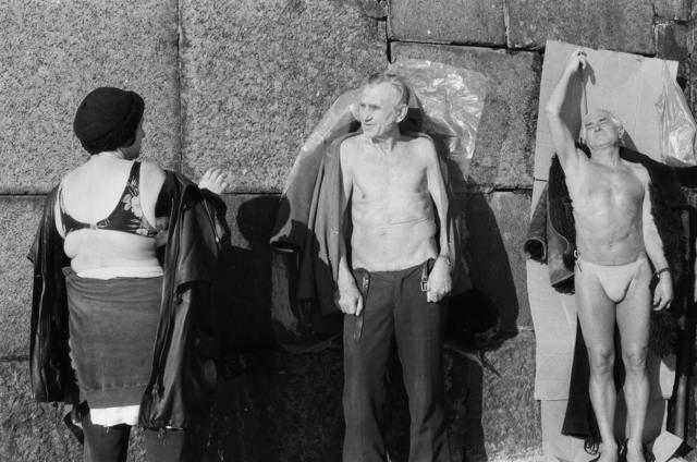 , 'Sunbathers,' 1998, Inda Gallery
