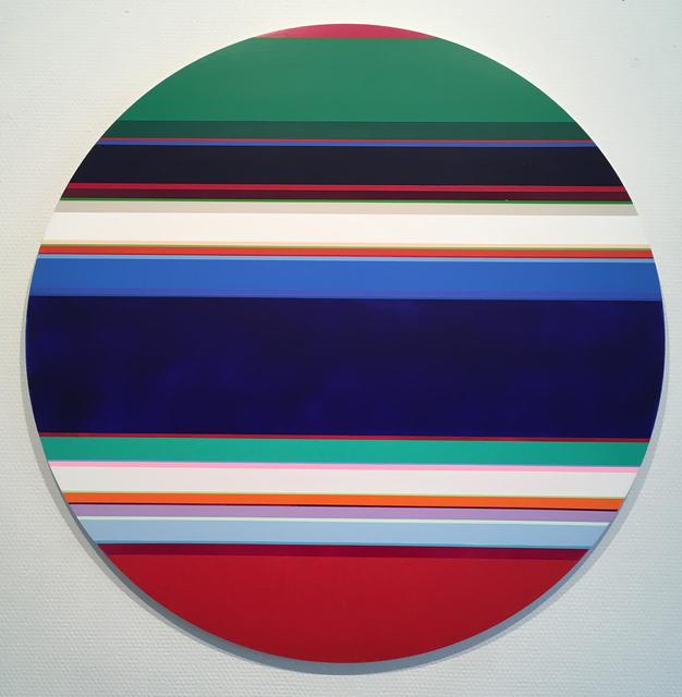 Nicholas Bodde, 'No. 1338 Circle', 2018, Galerie Fetzer