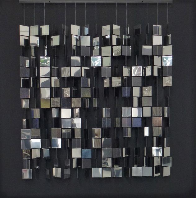 , 'Mobile argent sur noir,' 1960, MAMAN Fine Art Gallery