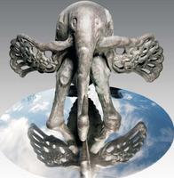 Salvador Dalí, Cisne-Elefante