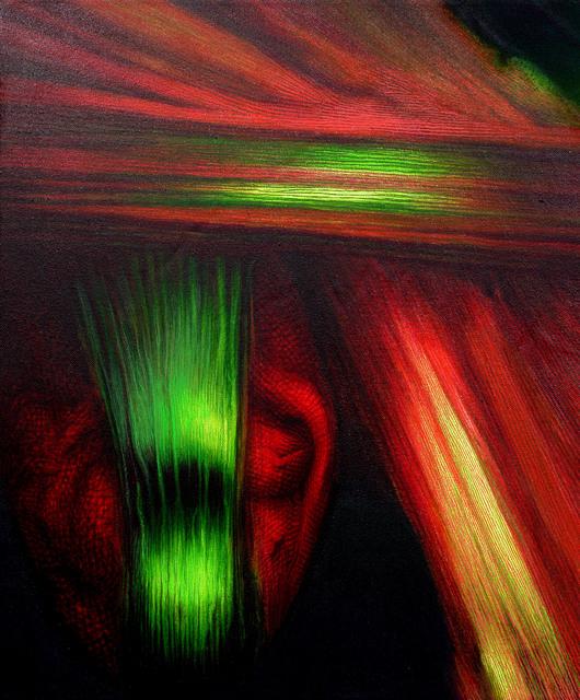 Jesús Zurita, 'Boca de energúmeno', 2018, Galería Artizar