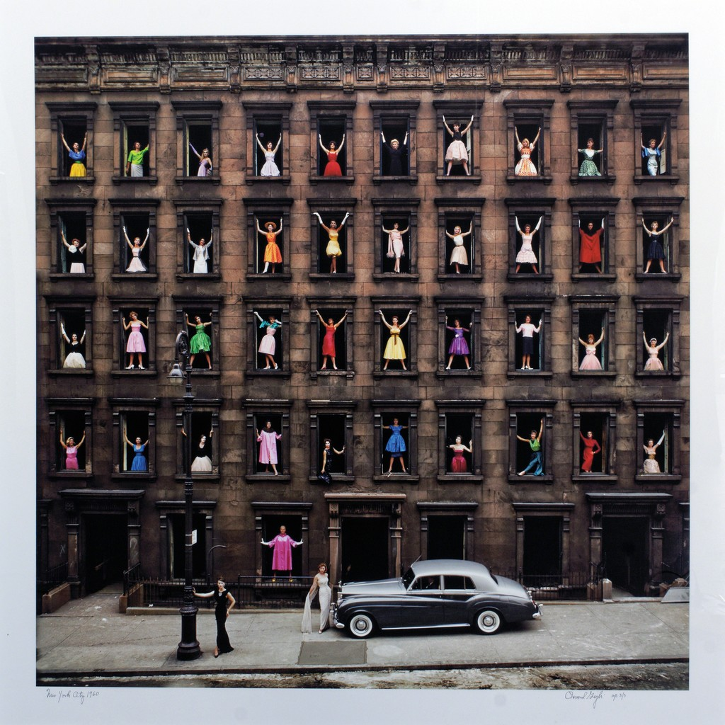 New York City (Models in Windows)