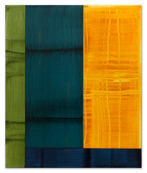 , 'Bhutan Abstraction with Yellow 1,' 2014, Sundaram Tagore Gallery