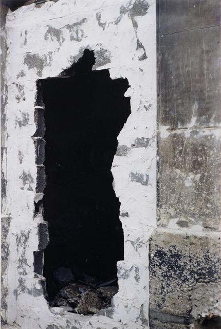 , 'Paris,' 1982, Quadrado Azul