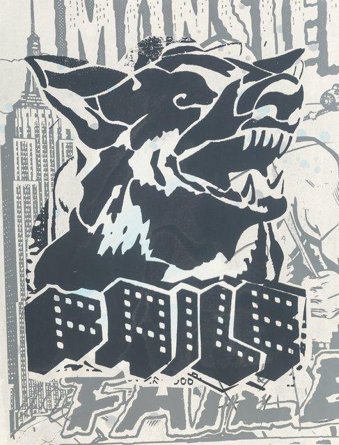 FAILE, 'Faile Dog (III Monster)', 2006, Heritage Auctions
