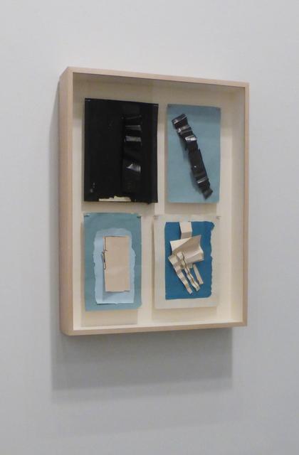 Nan Swid, 'Four Folds', 2014, Margaret Thatcher Projects