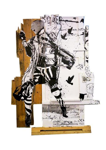 , 'NYC Riot,' 2016, De Re Gallery