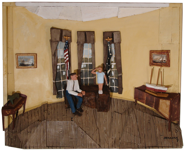 , 'Oval Office I,' , MAMAN Fine Art Gallery