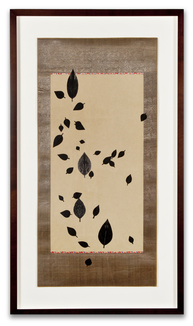 , 'FALLEN LEAVES,' 2001, Kohn Gallery