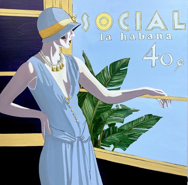 Andres Conde, 'SOCIAL Grafica', 2019, Conde Contemporary