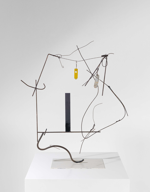 , 'untitled,' 2015, Galerie Michael Haas