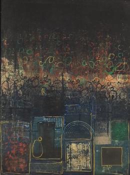 , 'Untitled 44,' 1978, Hafez Gallery