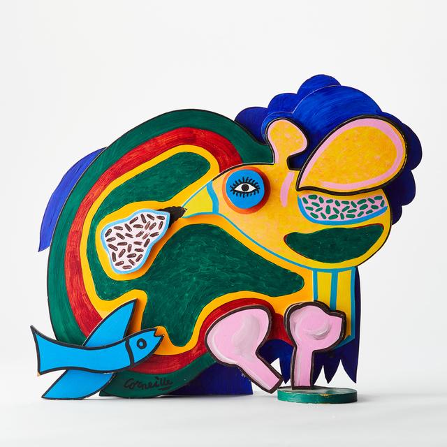 Corneille, 'Chants d'oiseaux ', 1992 , Galleri GKM