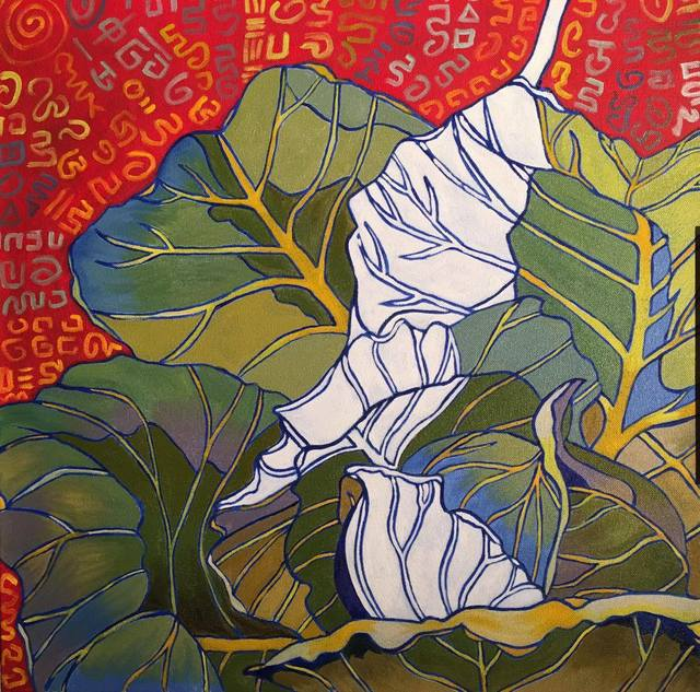 , 'Still Life Cabbage,' 2016, Space 776