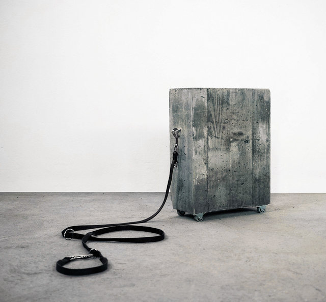 Fabian Bürgy, 'Hund (Dog)', 2015, Alfa Gallery
