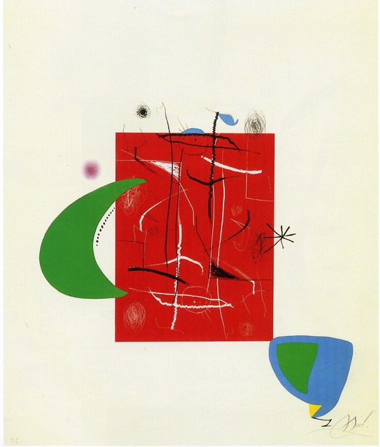 , 'Pi de Formentor. Mon cor estima un...,' 1976, Galeria Joan Gaspar