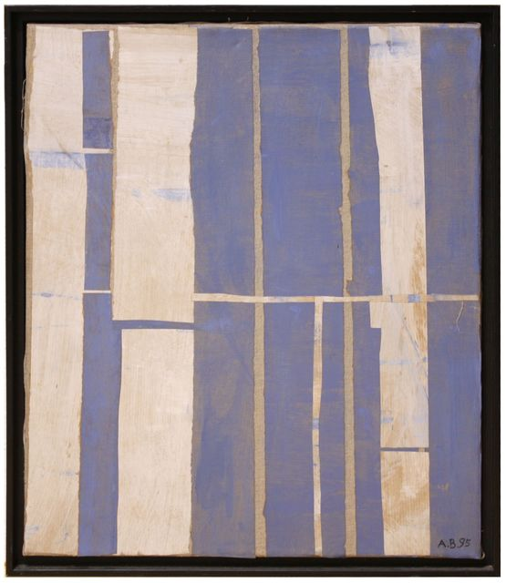 Anke Blaue, 'Composition (Blue)', 1995, Artur Ramon Art