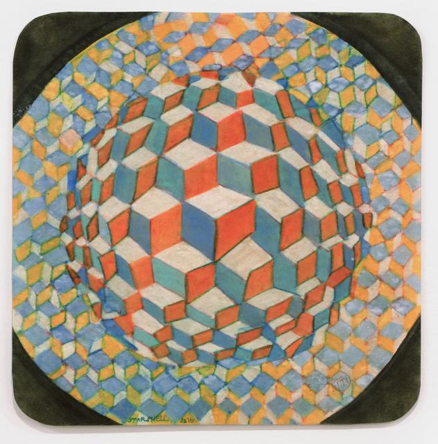 , 'Starshell,' 2016, Pierogi
