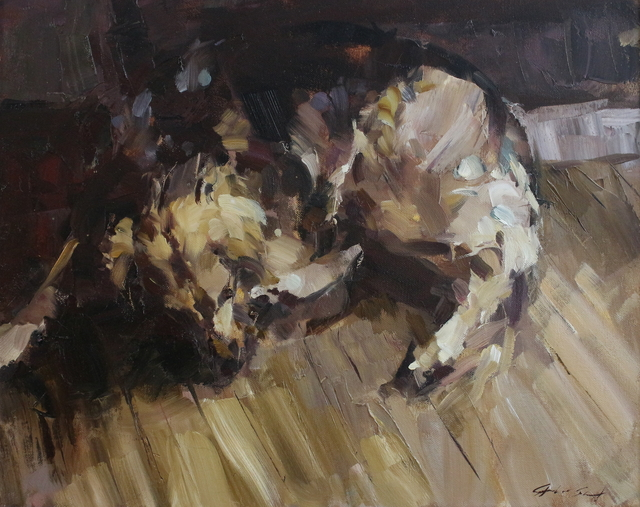 , 'The Good Dog,' 2019, Gallery 78