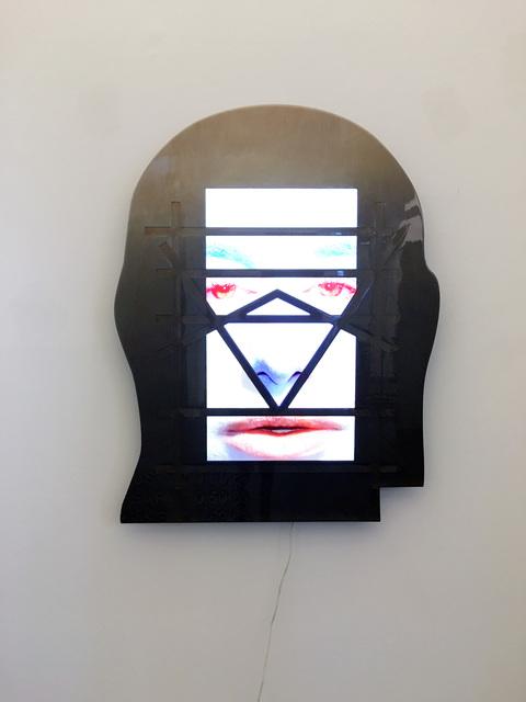 , '>Z•a,' 2016, Galerie Hans Mayer