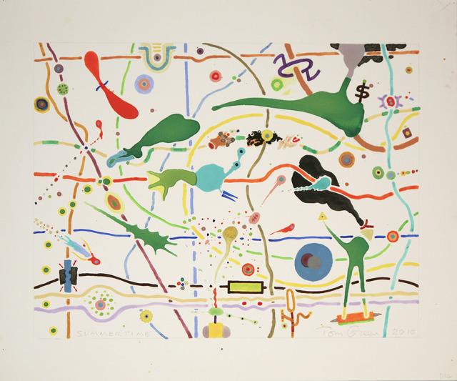 , 'Summertime,' 2010, David Richard Gallery