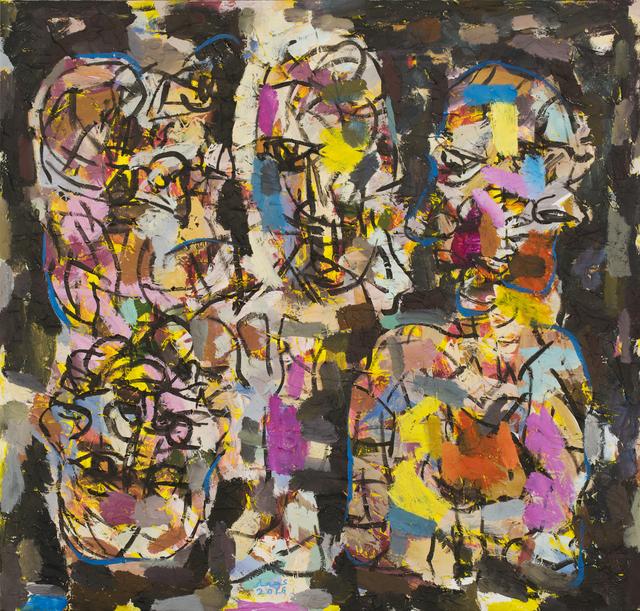 , 'Dreamers,' ca. 2015, Lahd Gallery