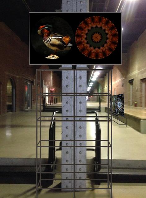 , 'Binocular Animate: Sun Pump,' , Winkleman Gallery