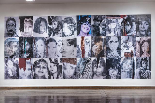 , 'Pesquisas (Inquiries),' 2016, Galerie Peter Kilchmann
