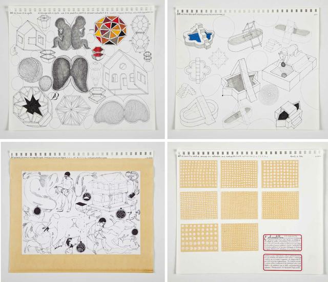, 'Semanas 2011 (Agosto), (Weeks 2011 (August)),' 2011, Casas Riegner