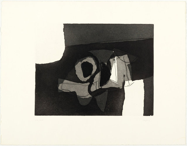 Afro (Afro Basaldella), 'Nero II', 1969, Koller Auctions