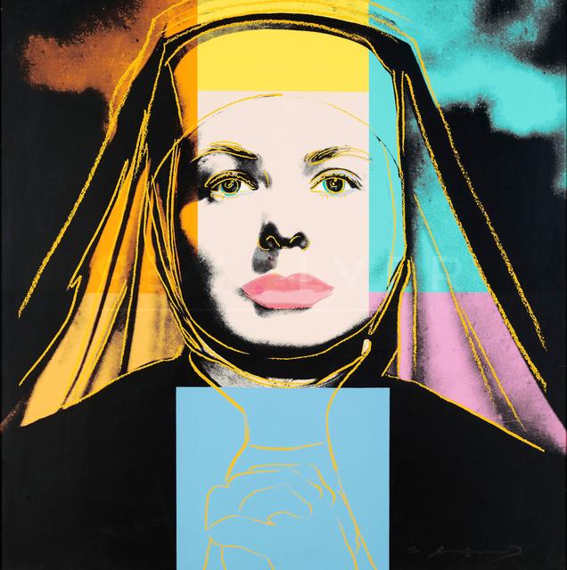 Andy Warhol, 'Ingrid Bergman - The Nun, II.314', 1983, Hamilton-Selway Fine Art