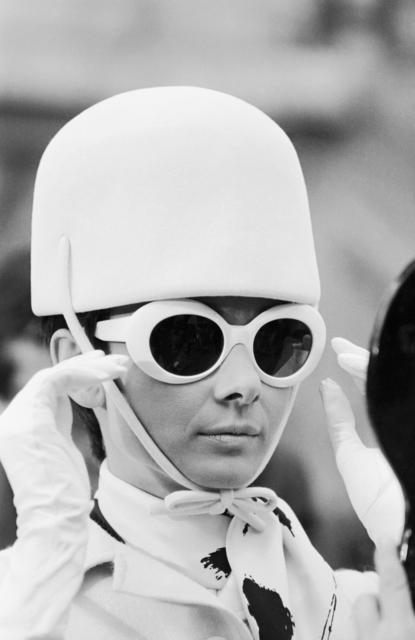 , 'Hepburn's Hat,' 1966, Hilton Asmus