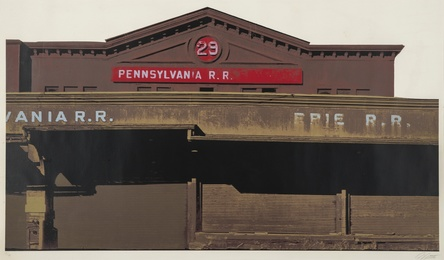 Gerd Winner, 'Pennsylvania R.R. (Blume 61),' 1973, Forum Auctions: Editions and Works on Paper (March 2017)