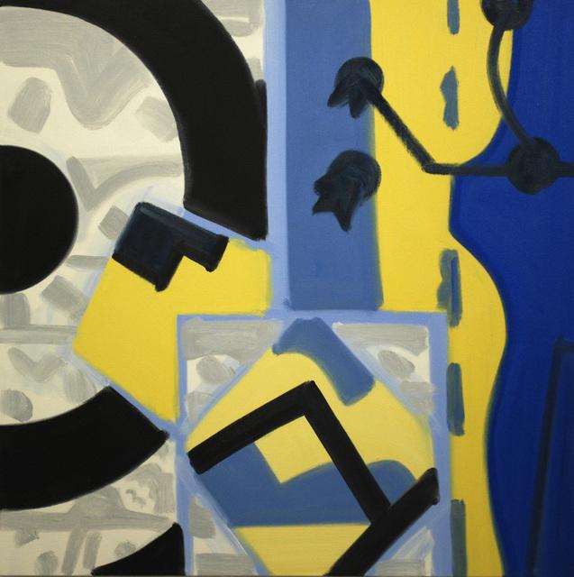 , 'Madrid Night Square #2,' 2004-2014, David Richard Gallery