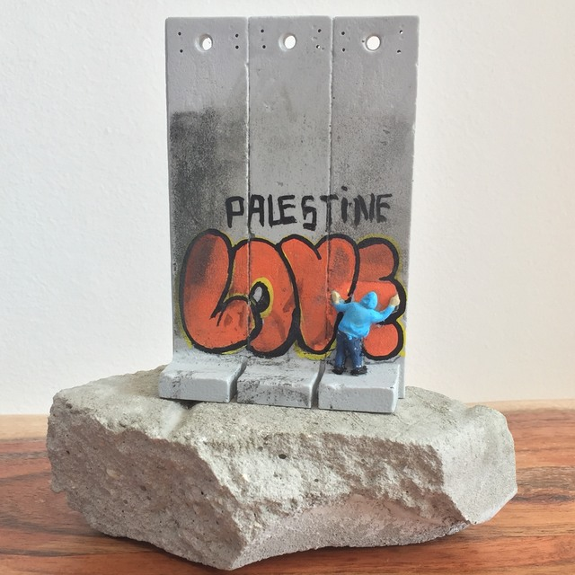 Banksy, 'Walled Off Hotel Miniature ', 2018, Reem Gallery