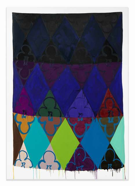 , 'Midnight Garden,' 2015, Rhona Hoffman Gallery