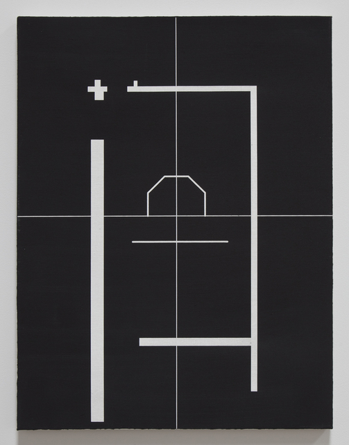 , 'CI,' 2015, Kohn Gallery