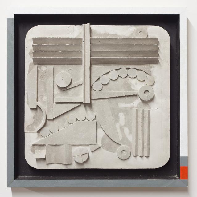 , 'Metope #4,' 2013, Nathalie Karg Gallery