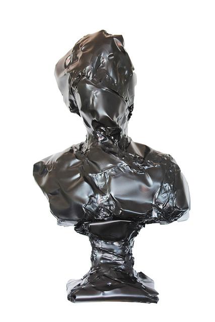 , 'Bust of a Woman 4,' 2015, Lazinc