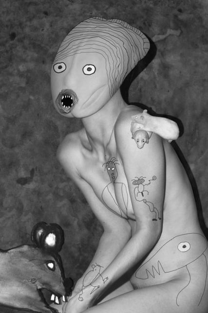, 'Rats,' 2016, V1 Gallery