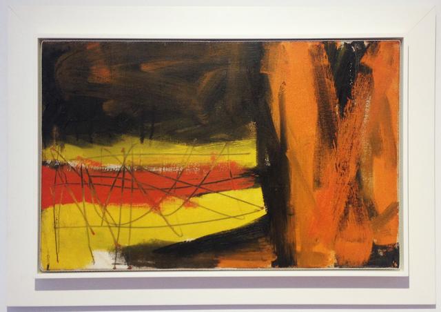 , 'Trembling Prairie III,' 1959, Octavia Art Gallery