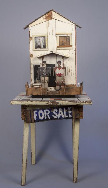 , 'Foreclosure: The American Dream,' 2017, Jonathan Ferrara Gallery