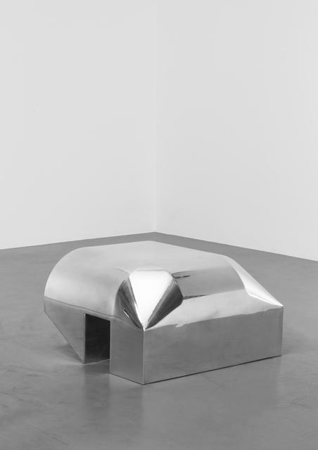 , 'Single Prong Aluminium,' 2018, Carpenters Workshop Gallery